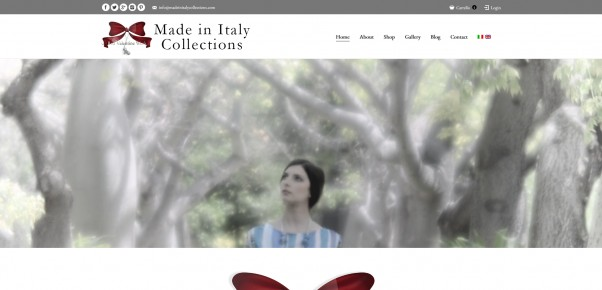 Made in Italy Collections